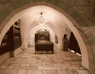 קבר חבקוק הנביא