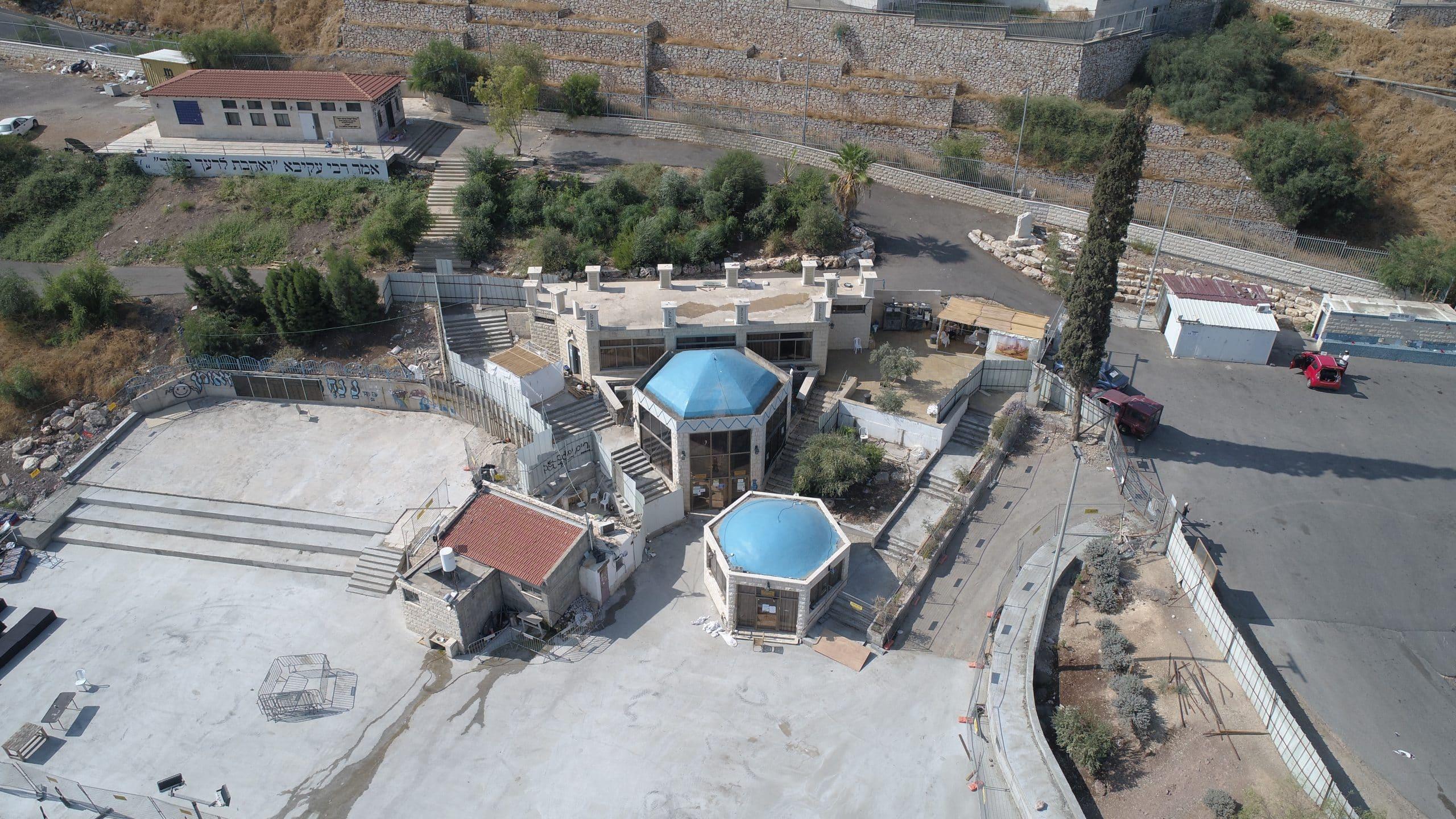 קבר רבי עקיבא בן יוסף