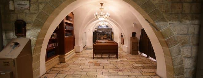 """קבר רחל יהיה פתוח באופן רצוף במהלך ימי חוה""""מ. חג פסח כשר ושמח!"""