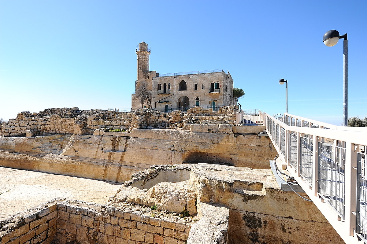 הילולת שמואל הנביא