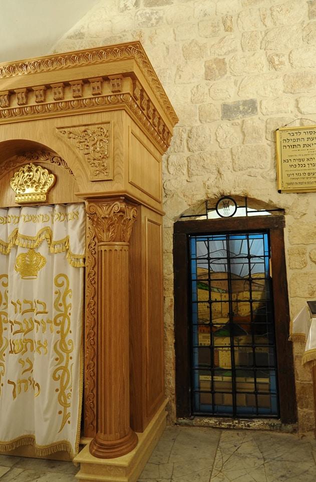 בית הכנסת העתיק של פקיעין