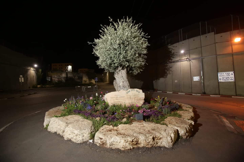 הגבלת הכניסה לקבר רחל בימים חמישי- שישי, ט'-י' בטבת